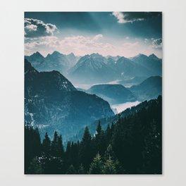 Landscape of dreams #photography Canvas Print