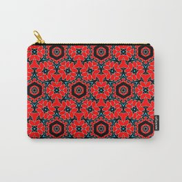 Pattern-001 Carry-All Pouch
