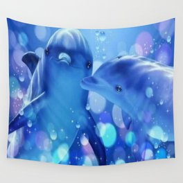 Love of The Sea Wall Tapestry