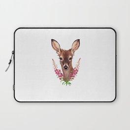 Fireweed Deer Laptop Sleeve