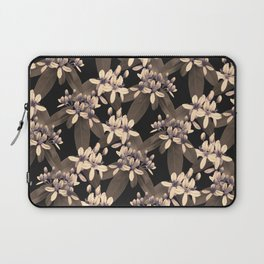Galphimia in River Rock Laptop Sleeve