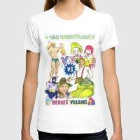 wrestling T-shirts featuring TAG WRESTLING by Adam Graff