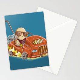 Not allow to be furious... Stationery Cards