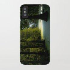 Swamp land Slim Case iPhone X