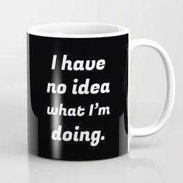 The Clueless Person Coffee Mug