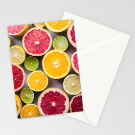 So Much Citrus Stationery Cards