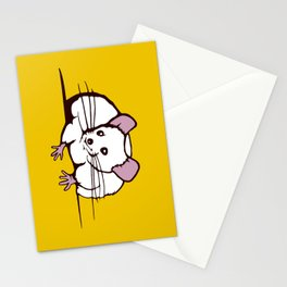 Fat mouse Stationery Cards