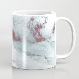 Pink Moon Mountain Coffee Mug
