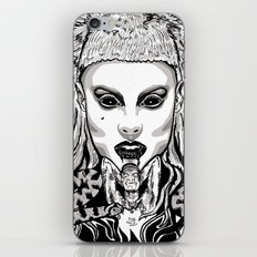 Die Antwood Inspired Illustration iPhone & iPod Skin