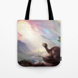 Don't Lose Your Way Tote Bag