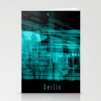 berlin Stationery Cards featuring Berlin by Laake-Photos