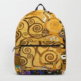 The Tree of Life - Gustav Klimt Backpack