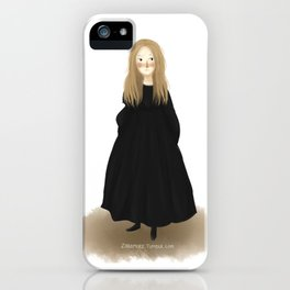 alouette iPhone Case