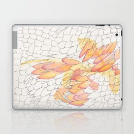 Protea Petals Laptop & iPad Skin