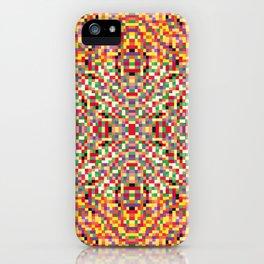 pixelpixels iPhone Case