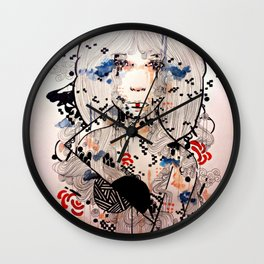 Fables Ghost Wall Clock