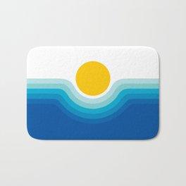 Ocean Canyon Bath Mat