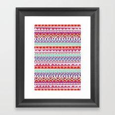 NIZHONI Framed Art Print