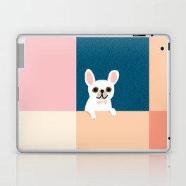 Little_French_Bulldog_Love_Minimalism_001 Laptop & iPad Skin