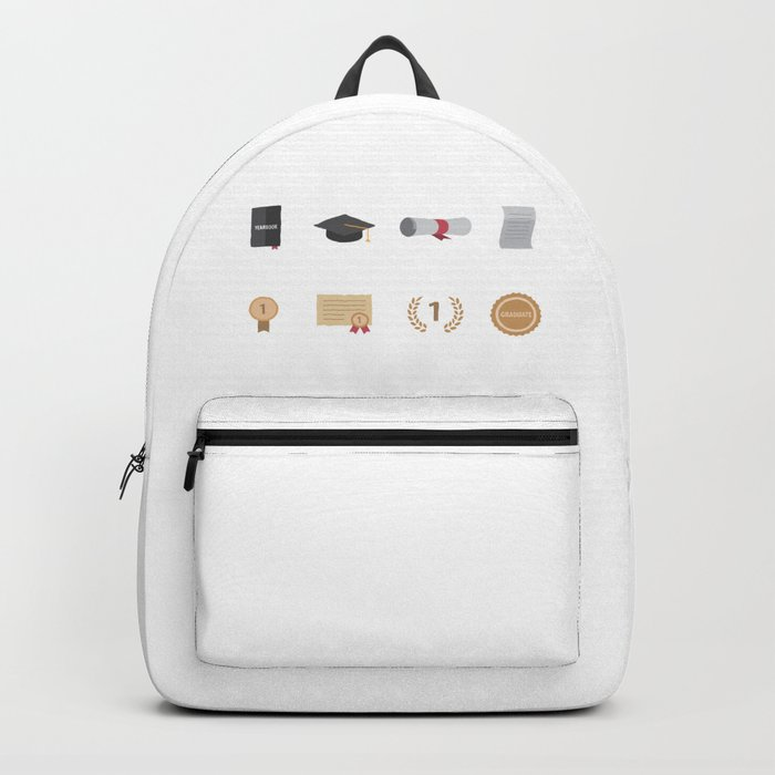 I Did It Backpack