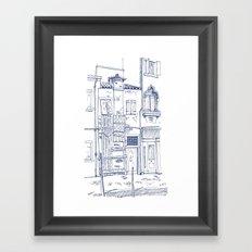 Real Venice Framed Art Print