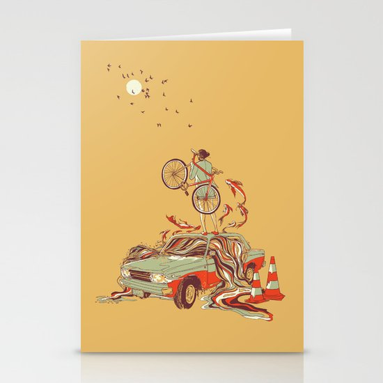 Whole New way Stationery Cards