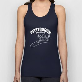 Pittsburgh Tunnel Monsters! Unisex Tank Top