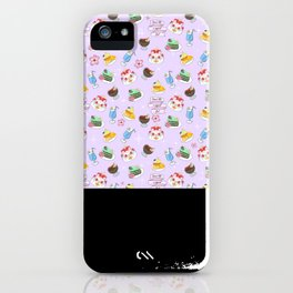 Inner Senshi Sweets iPhone Case