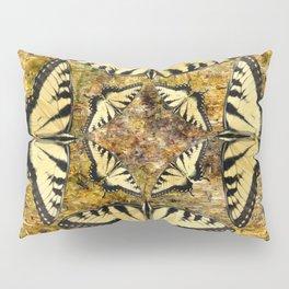 Butterfly Octagon Pillow Sham