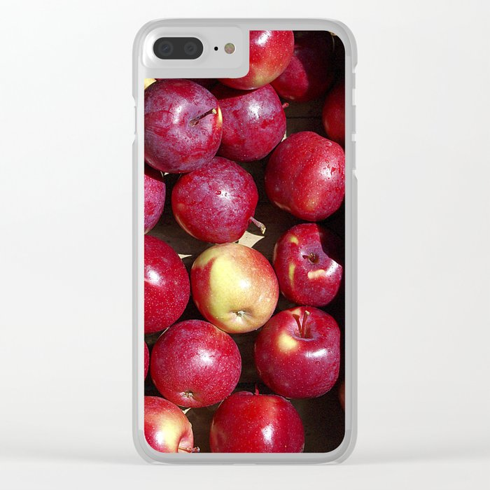 Apple Harvest! Clear iPhone Case