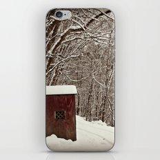 I'll Be Waiting iPhone & iPod Skin