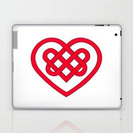 Celtic Heart (Light) Laptop & iPad Skin