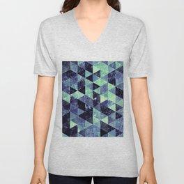 Abstract Geometric Background #6 Unisex V-Neck