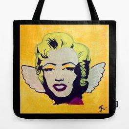 Angel Marilyn Original Tote Bag