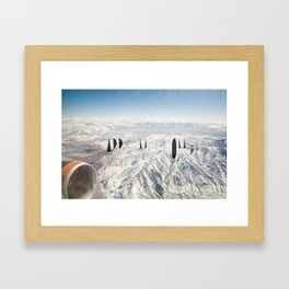 """CARRY ME HOME"" Framed Art Print"