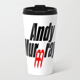 Andy Murray Travel Mug
