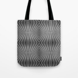 Optical Diamond- F.Oui! + Quelquefois photography Tote Bag