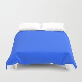 Bright blue Duvet Cover