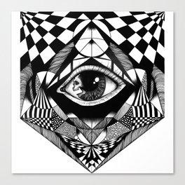 [earth requiem] Canvas Print