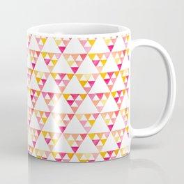 triangles #4 Coffee Mug