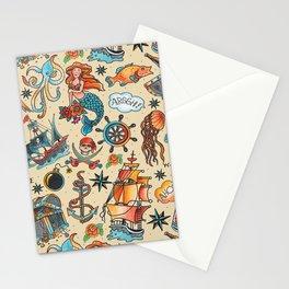 Ship Ahoy! Stationery Cards