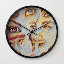 a lifelong obsession Wall Clock