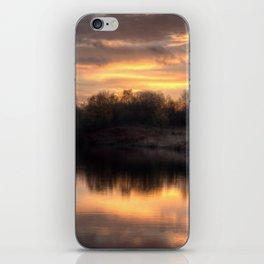 Chasewater Sunrise iPhone Skin