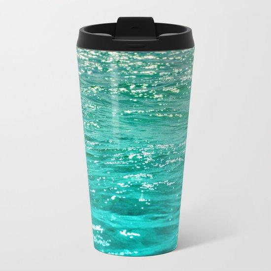 SIMPLY SEA Metal Travel Mug
