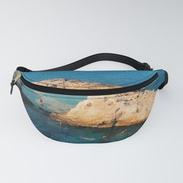 Pools of Polignano Fanny Pack