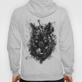 Spirit animal Wolf Hoody