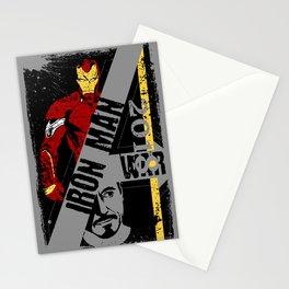 -IRON MAN- Stationery Cards