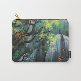 Abstract Design #51 Carry-All Pouch
