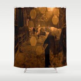 NY Street Shower Curtain