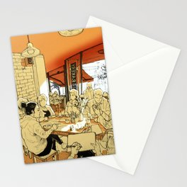 Tivoli cafe Stationery Cards